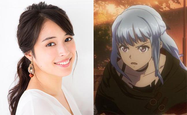 青い髪の少女「ソラ」役に「広瀬アリス」さんが決定!本人からのコメントも到着!